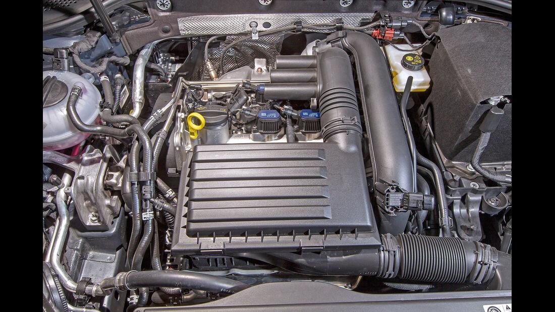 VW Golf 1.4 TSI ACT, Motor