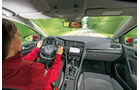 VW Golf 1.4 TSI, Cockpit