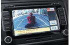 VW Golf 1.4 TSI, Dani Heyne, Bildschirm