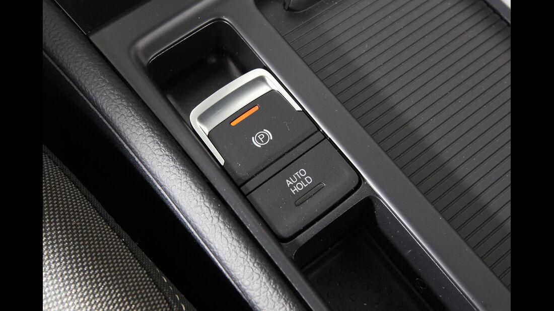 VW Golf 1.4 TSI, Feststellbremse