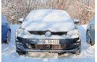 VW Golf 1.4 TSI, Frontansicht