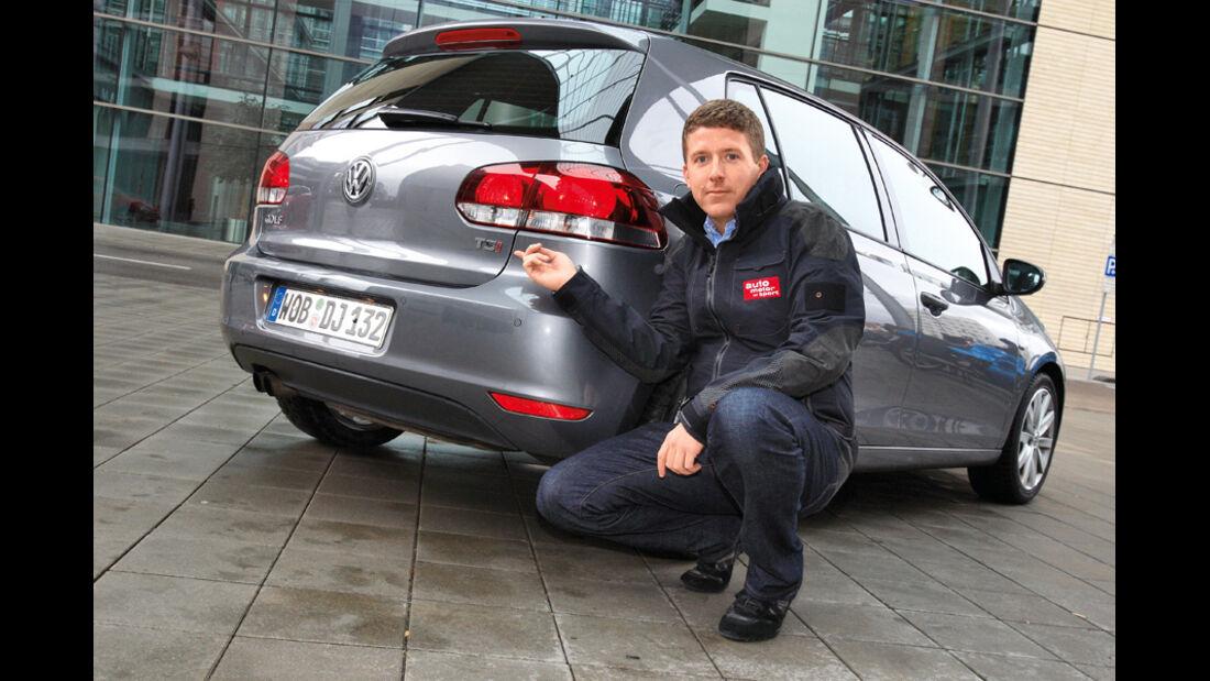 VW Golf 1.4 TSI Highline, Jens Dralle