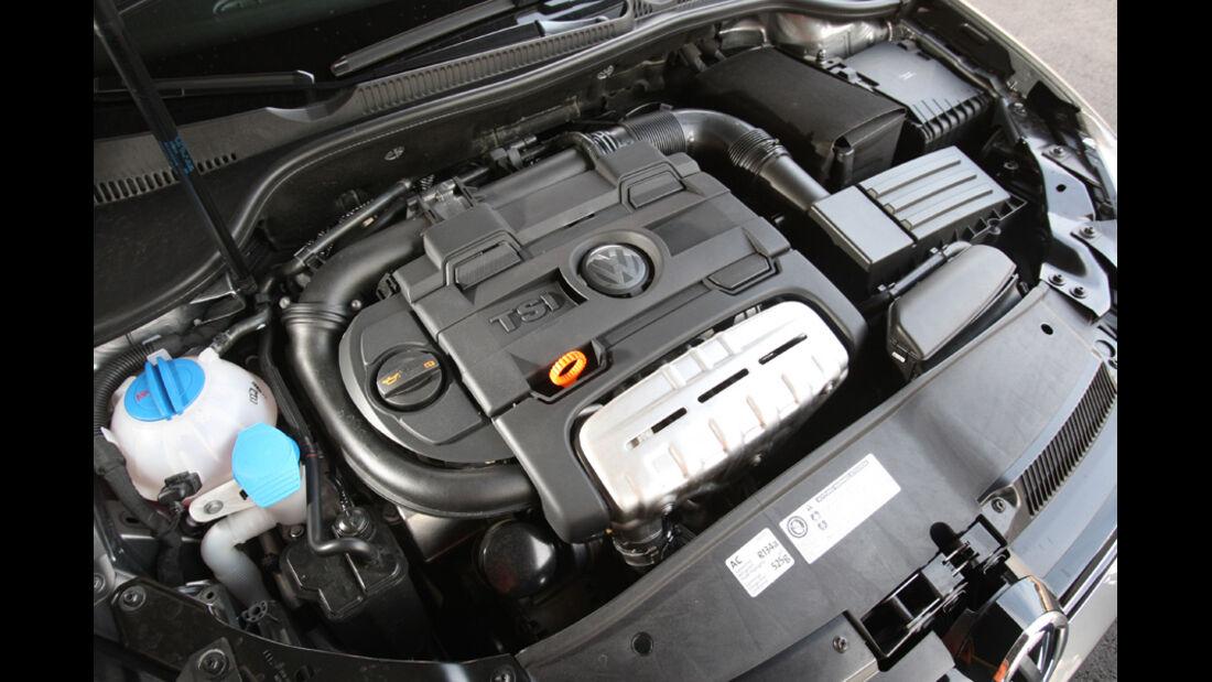 VW Golf 1.4 TSI Highline, Motor