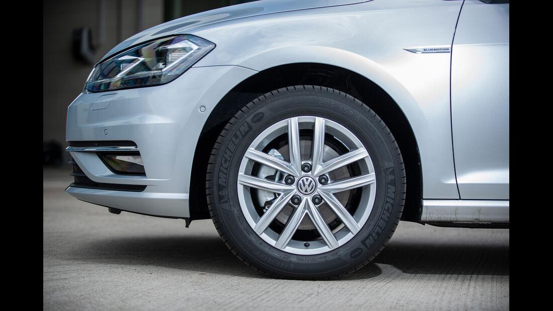 VW Golf 1.5 TGI BlueMotion, Rad