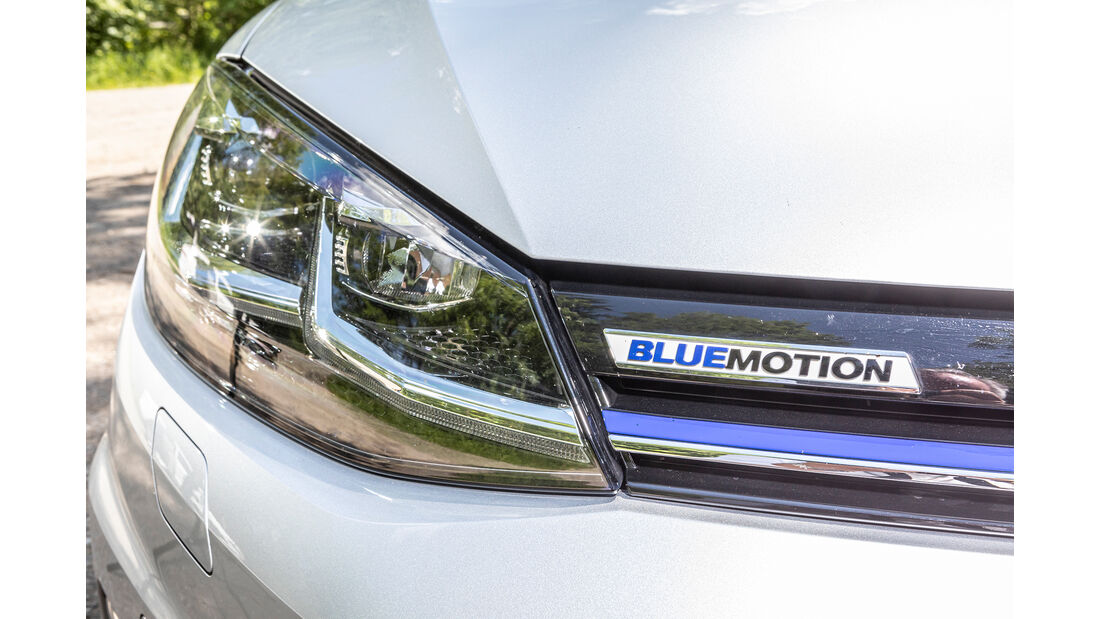 VW Golf 1.5 TGI BlueMotion, Scheinwerfer