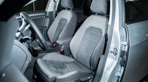 VW Golf 1.5 TGI BlueMotion, Sitz