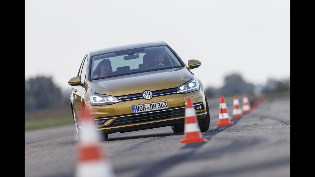 VW Golf 1.5 TSI Act Bluemotion, Exterieur