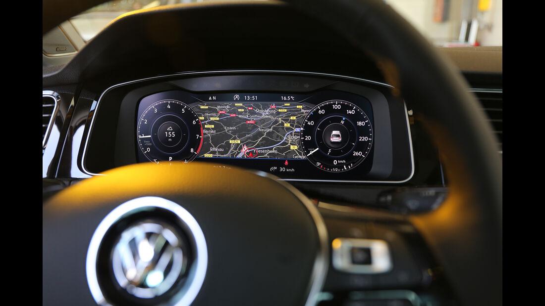 VW Golf 1.5 TSI DSG, Interieur