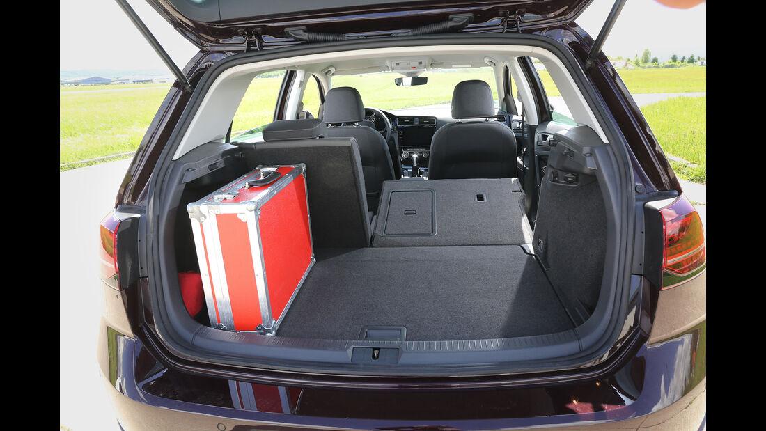 VW Golf 1.5 TSI DSG, Kofferraum