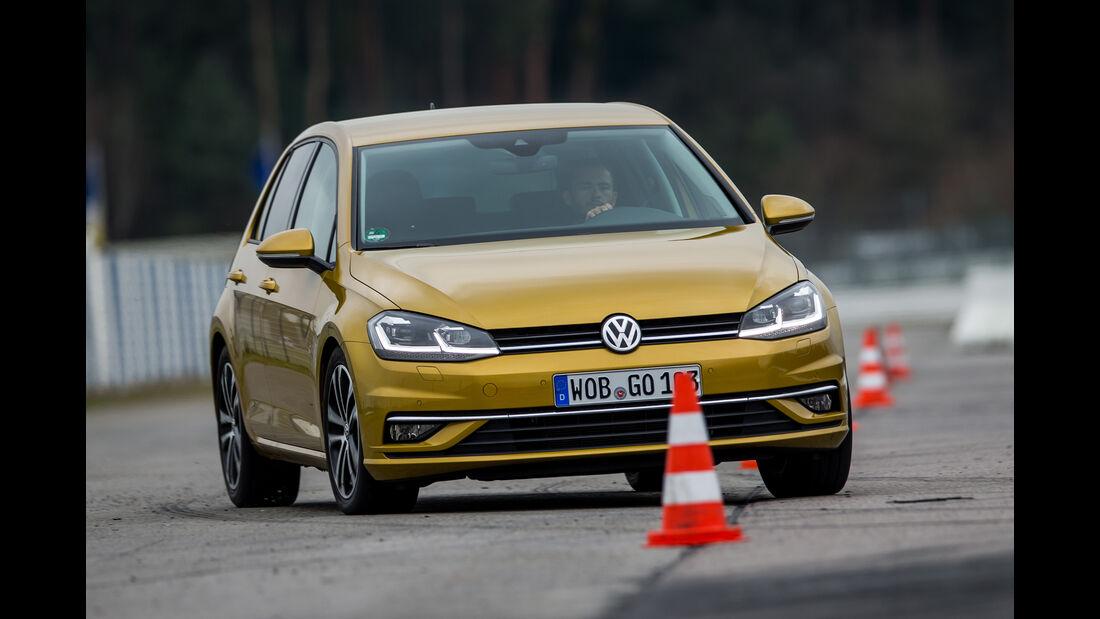 VW Golf 1.5 TSI, Frontansicht