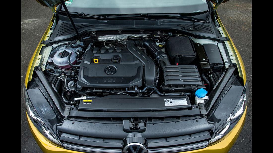 VW Golf 1.5 TSI, Motor