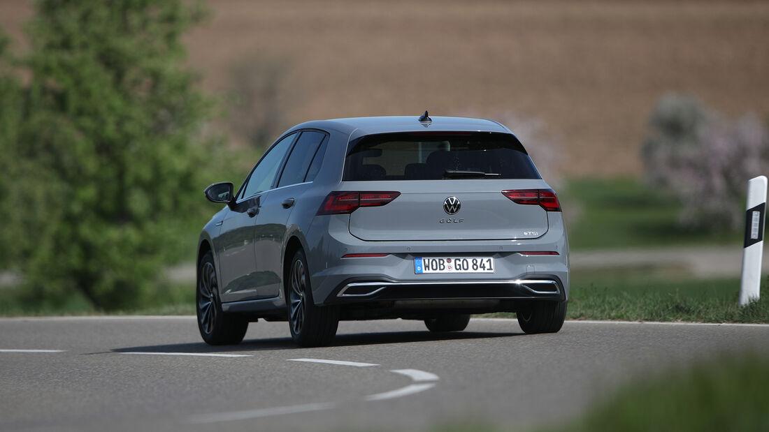 VW Golf 1.5 eTSI DSG, Exterieur