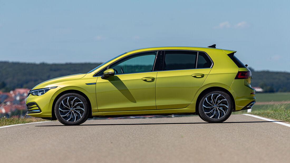 VW Golf 1.5 eTSI Life, Exterieur