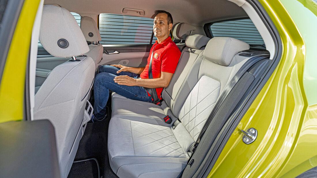 VW Golf 1.5 eTSI Life, Interieur