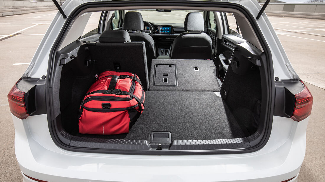 VW Golf 1.5 eTSI Style, Interieur