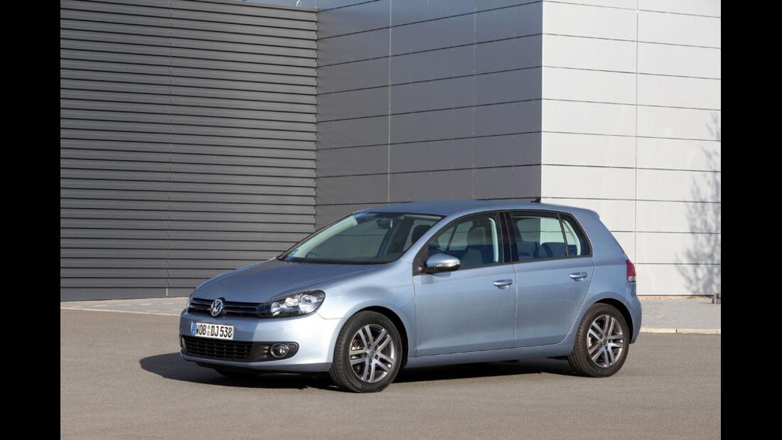 VW Golf 1.6 BiFuel