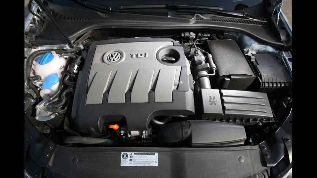 VW Golf, 1.6 TDI, 105 PS
