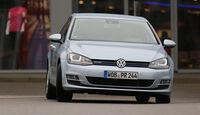 VW Golf 1.6 TDI BlueMotion, Frontansicht