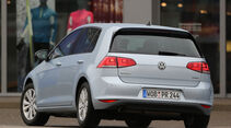 VW Golf 1.6 TDI BlueMotion, Heckansicht