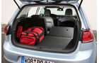 VW Golf 1.6 TDI BlueMotion, Kofferraum