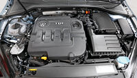 VW Golf 1.6 TDI BlueMotion, Motor