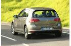 VW Golf 1.6 TDI, Heckansicht