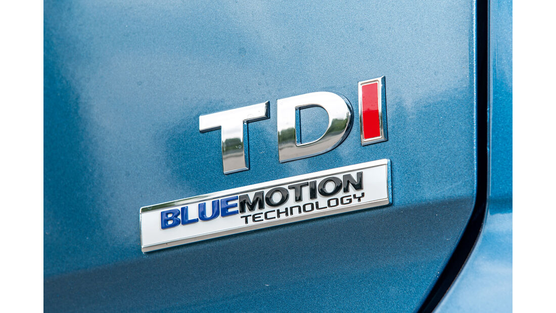 VW Golf 1.6 TDI, Typenbezeichnung