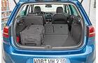 VW Golf 2.0 TDI, Kofferraum