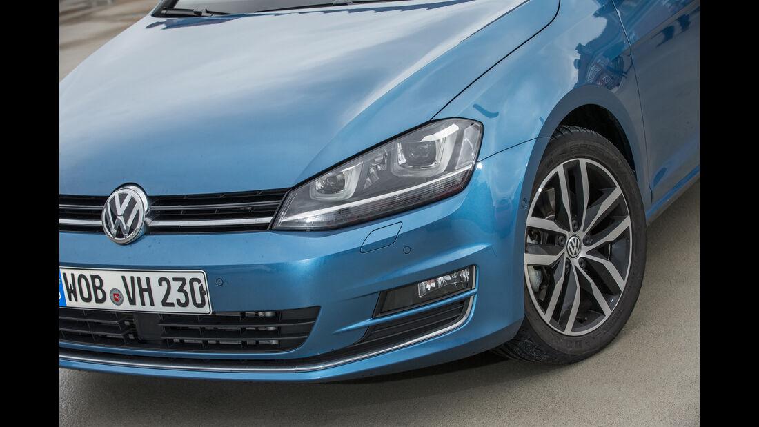 VW Golf 2.0 TDI, Rad, Felge