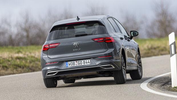 VW Golf 2.0 TDI Style, Exterieur