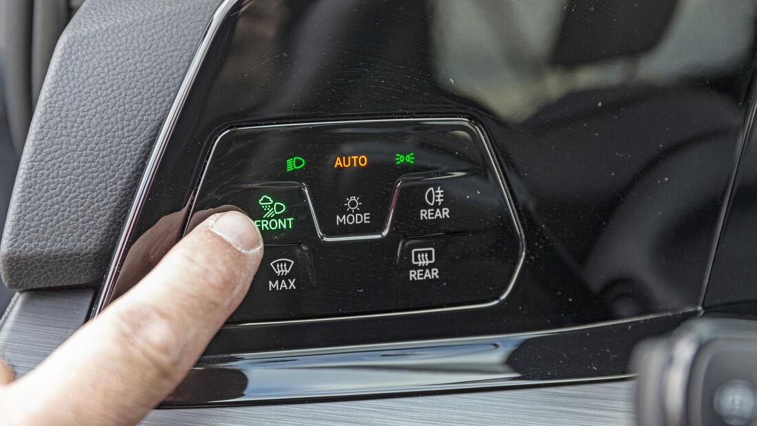VW Golf 2.0 TDI Style, Interieur