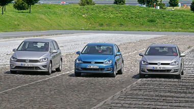VW Golf 2.0 TDI, VW Golf 2.0 TDI Sportsvan, VW Golf 2.0 TDI Variant,