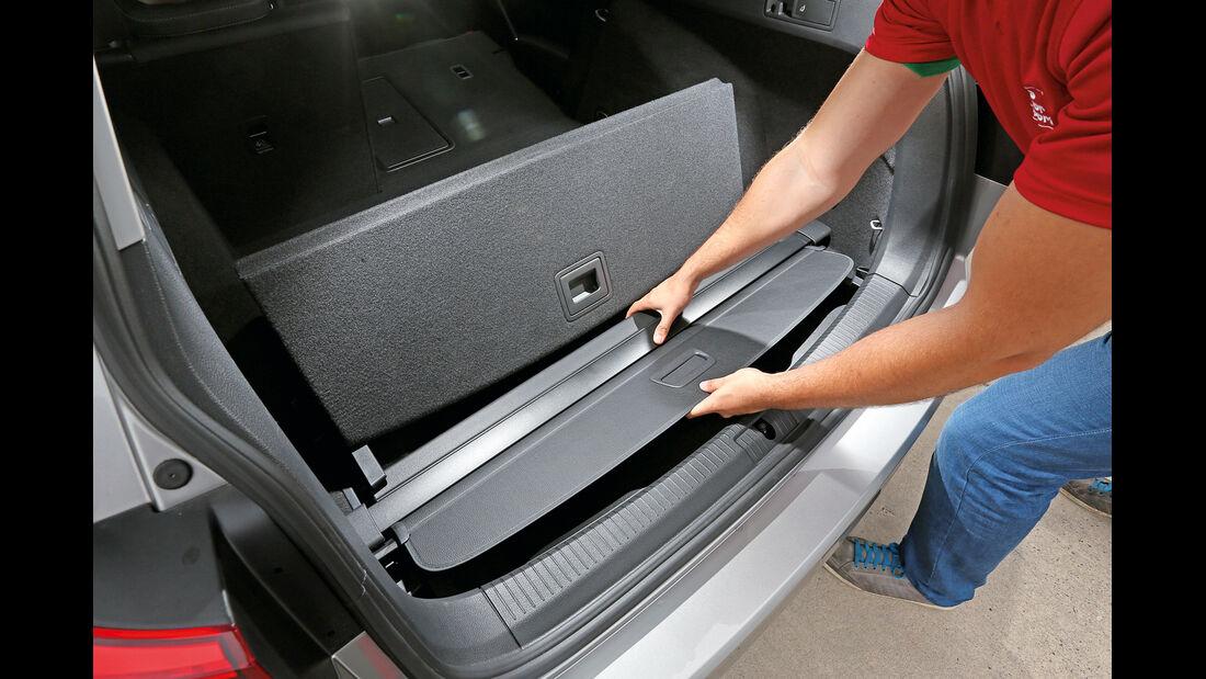 VW Golf 2.0 TDI Variant, Kofferraum