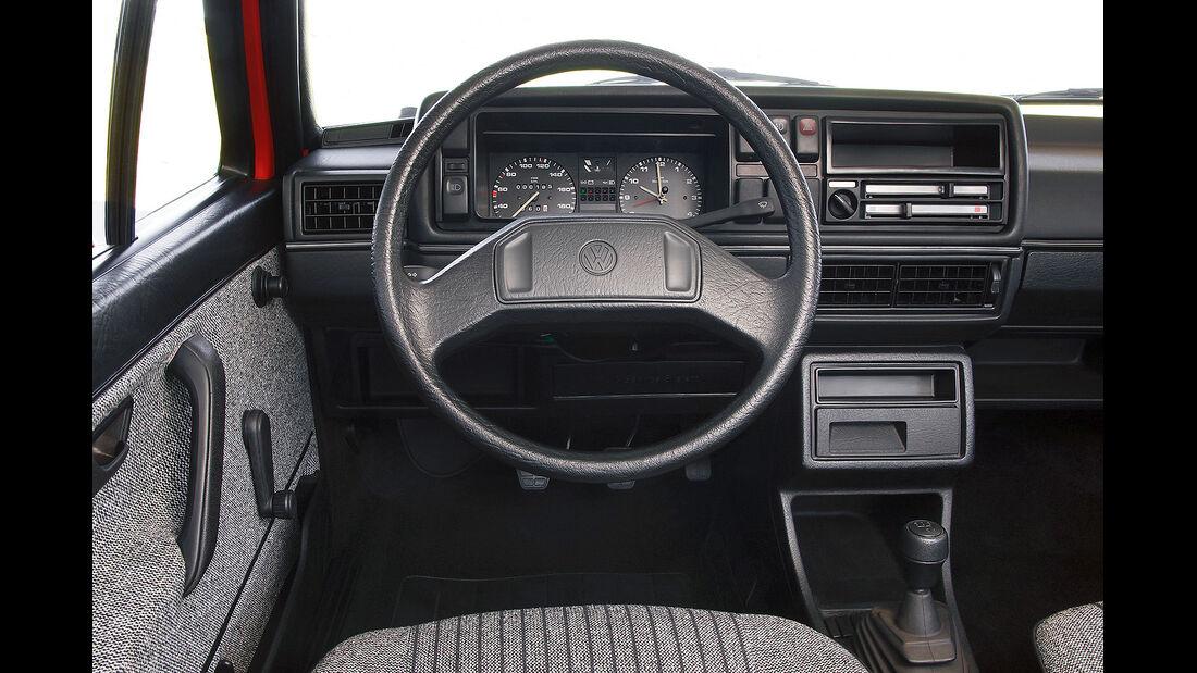 VW Golf 2