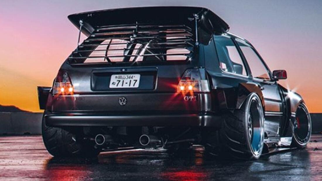 VW Golf 2 GTI JP