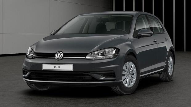 VW Golf 5-Türer Trendline uranograu Konfigurator