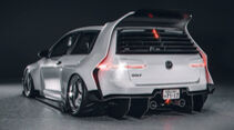 VW Golf 7 Cyberpunk