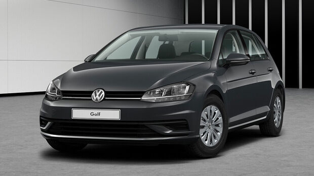VW Golf 7 Uranograu (2019)