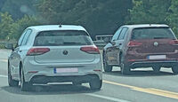VW Golf 8 Erlkönig