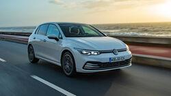 VW Golf 8, Fahrbericht
