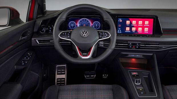 VW Golf 8 GTI