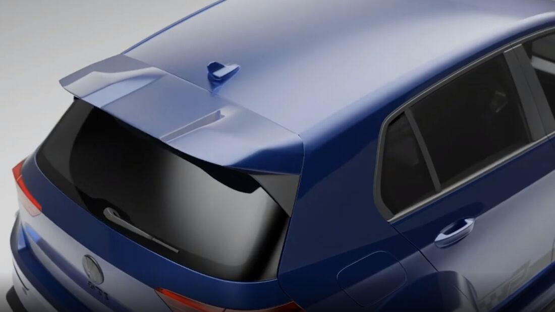 VW Golf 8 GTI Prior Design