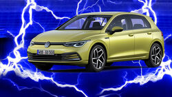 VW Golf 8 Hybrid Modelle Aufmacher