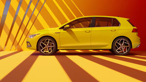 VW Golf 8 Special Teaser