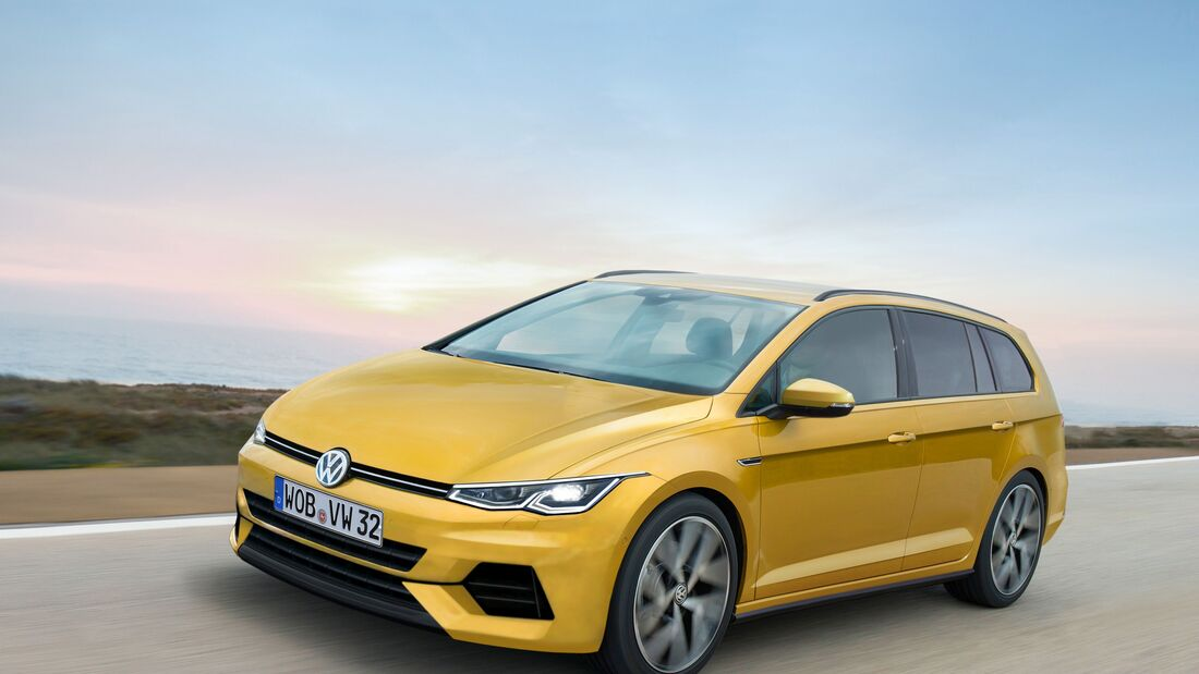 VW Golf 8 Variant