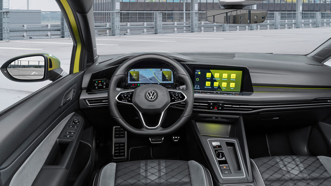 VW Golf 8 Variant