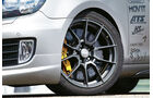 VW Golf Akrapovic, Felge