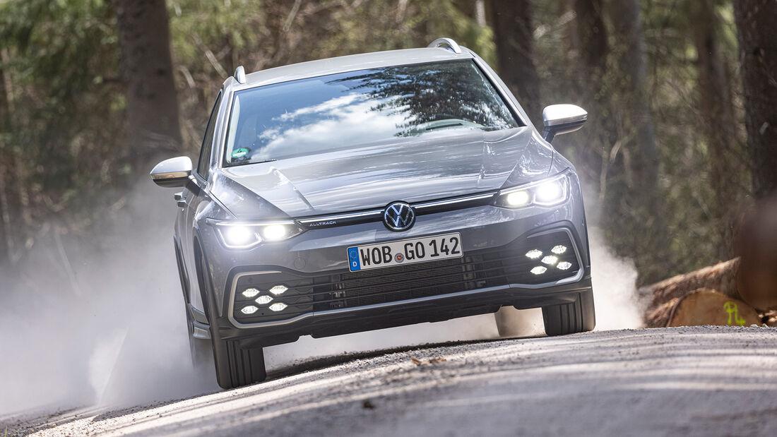 VW Golf Alltrack 2.0 TDI