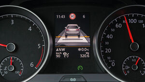 VW Golf, Assistenzsysteme