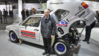 VW Golf Bimotor auf der Techno Classica 2012